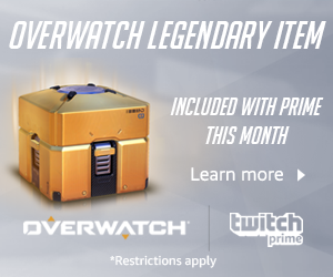 Free Legendary OVERWARCH Lootbox with TopOfAndroid